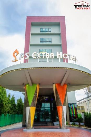 PS Extra hotel Hatyai